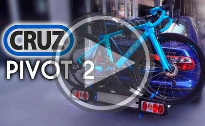Transporta tus bicicletas de forma cómoda y segura con Cruzber
