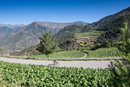 Triatlón, trail y MTB protagonistas en los Andorra Outdoor Games