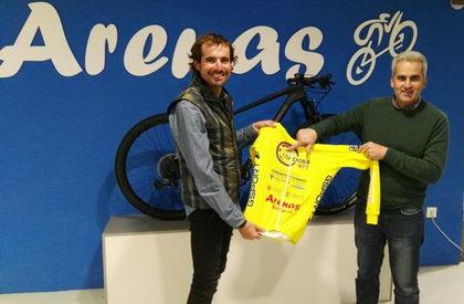 Triki Beltrán, otra estrella para la Vuelta a Córdoba 2018