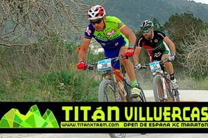 Trujillo y Del Nero a por el reto Titan Villuercas