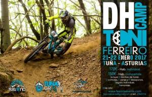 Tuña acogerá un DH Camp de la mano de Toni Ferreiro