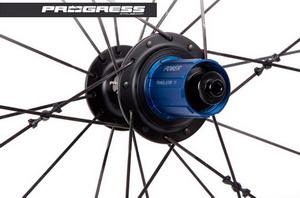 ¿Tus ruedas hacen ruido o tienen crujidos? Progress tiene la solución
