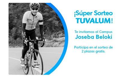 Tuvalum te invita al Campus Joseba Beloki