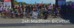 Últimos días para inscribirse a las 24h Madform Bicicircuit