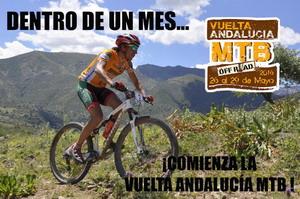 Un mes para el comienzo de Vuelta a Andalucía MTB
