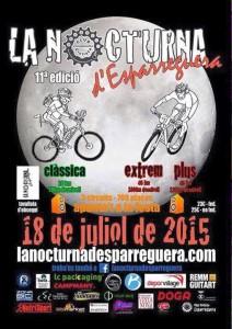 Una nueva edicion de la Nocturna d Esparreguera 2015