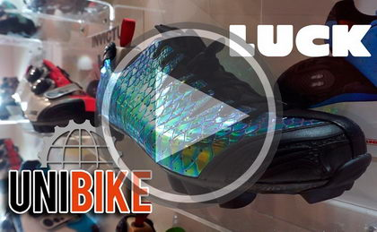 Unibike 2017: LUCK nos trae calzado deportivo totalmente personalizable