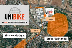 UNIBIKE evoluciona su modelo de Feria en 2017