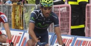 Giro de Italia: Beñat Intxausti hace balance antes del descanso
