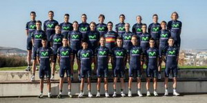 Movistar Team actualiza su sitio web