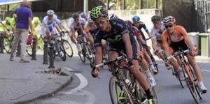 Intxausti ya es cuarto en la general del Giro