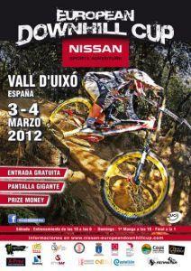 La Vall d' Uixó presenta la Nissan European Downhill Cup