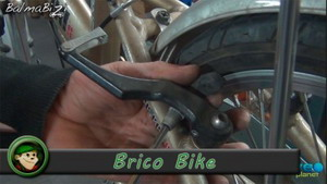 Vídeo: Cambio de frenos V-Brake