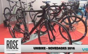Vídeo: Descubre la gama de bicicletas Rose 2016