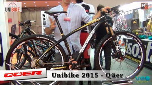 Vídeo: Gama bicicletas Quer 2015
