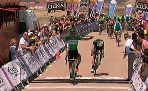 Vídeo resumen primera etapa Vuelta a Burgos
