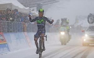 Vídeo: Un ExtraordiNairo Quintana gana en el Terminillo