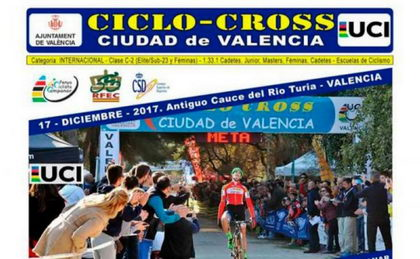 Valencia pondrá fin a la Copa de España ciclocross Loterías 2017