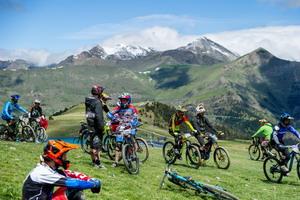 Vallnord Bike Park La Massana mejora los circuitos