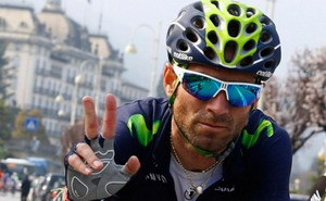 Valverde lidera a Movistar Team en la Volta
