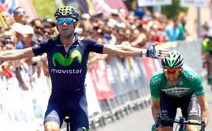 Valverde se corona como campeón de España