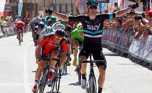 Van Poppel primer líder de la Vuelta a Burgos 2016