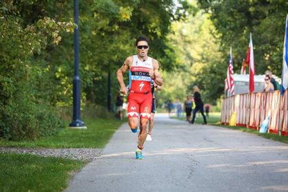 Victoria para Gómez Noya en el triatlón de Des Moines