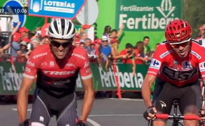 Vídeo: Así fue la etapa 18 de La Vuelta a España 2017