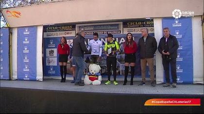 Vídeo completo ciclocross de Valencia 2017