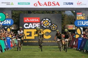 Vídeo: Cuarta etapa Cape Epic 2017