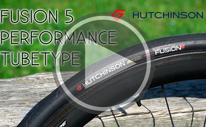 Vídeo: Cubiertas HUTCHINSON Fusion 5 Performance Tubetype1