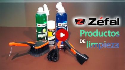 Vídeo: Deja tu bici reluciente con los productos de limpieza ZÉFAL