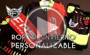 Vídeo: Equipaciones personalizables Faster Wear