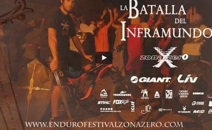 Vídeo: I Giant Trail Zona Zero La Batalla del Inframundo