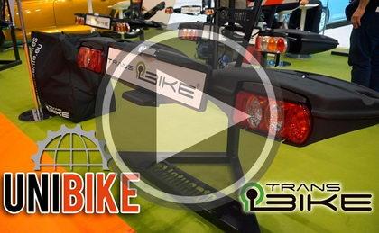 Vídeo: Portabicicletas plegables Transbike desde Feria Unibike
