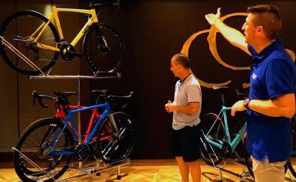 Vídeo: Presentación EXCLUSIVA de la gama de bicicletas Conor 2021