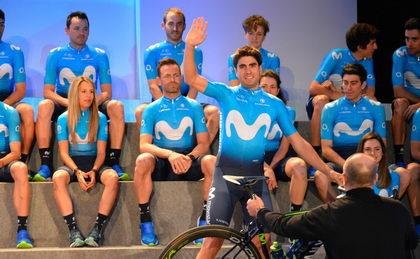 Vídeo: Presentación oficial equipos Movistar Team 2018