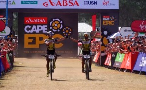 Vídeo: Primera etapa Cape Epic 2017