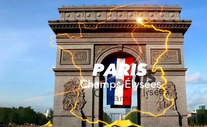 Vídeo: Recorrido Tour de Francia 2018