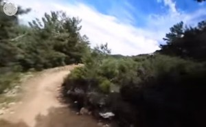 Vídeo: Red Bull Holy Bike POV 360 by David Cachón
