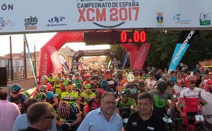 Vídeo resumen campeonato España BTT Maratón 2017