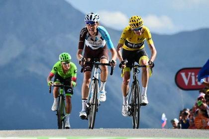 Vídeo resumen etapa 18 Tour de Francia