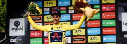 Vídeo resumen: Richie Porte campeón del Critérium du Dauphiné 2021