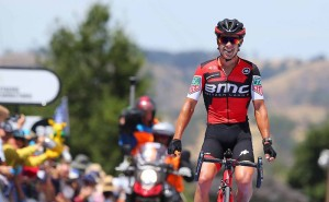 Vídeo: Richie Porte gana y es líder del Tour Down Under