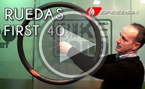 Vídeo: Ruedas Speedsix FIRST 40