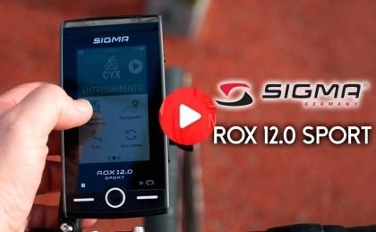 Vídeo: SIGMA lanza su innovador ROX 12.0 SPORT y lo probamos a fondo