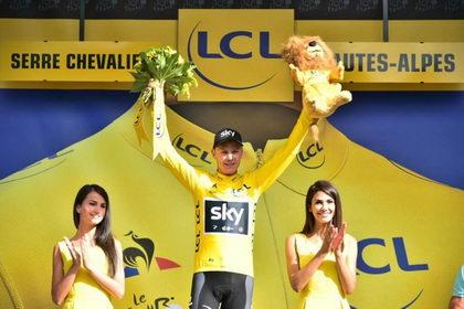 Vídeo Tour de Francia: Froome afianza su liderato, Aru pierde tiempo