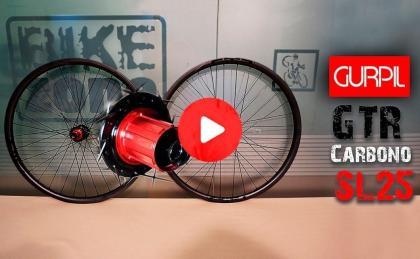 Vídeo+artículo: Recién salidas de fábrica, las nuevas ruedas GTR Carbono SL25