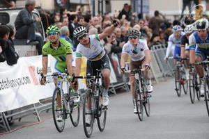 Gianni Meersman logra la segunda etapa de La Volta