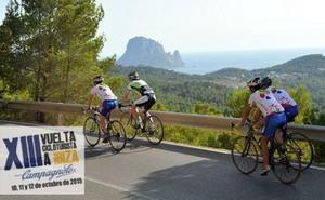 Vuelve a Ibiza la XIII Cicloturista Campagnolo
